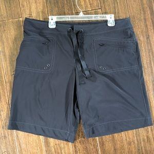 Athleta trek blaze board shorts plus size 16
